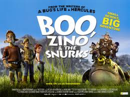 Boo Zino and the Snurks